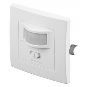 GOOBAY αισθητήρας κίνησης 96005, εσωτερική χρήση, 160°, 9m, IP20, λευκό 96005