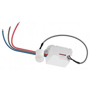 GOOBAY αισθητήρας κίνησης 96006, εσωτερική χρήση, 360°, 6m, IP20, λευκό 96006