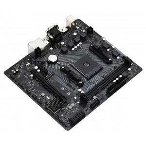 ASROCK μητρική A520M-HDV, 2x DDR4, AM4, USB 3.2, mATX A520M-HDV