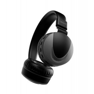 CELEBRAT Headphones με μικρόφωνο Α9, Bluetooth, 40mm, μαύρα A9-BK