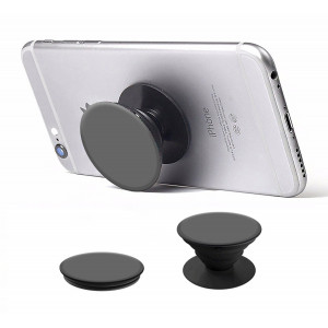 Pop mobile stand & holder με βαση αυτοκινητου, Black ACC-050