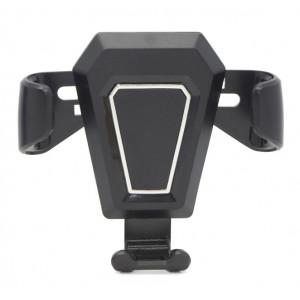Universal Βαση αεραγωγου αυτοκινητου MV2 για Smartphone εως 6, Black ACC-083