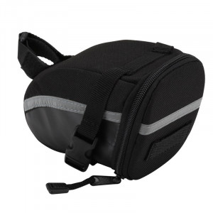 ROSWHEEL Τσάντα σέλας ποδηλάτου, Black ACC-119