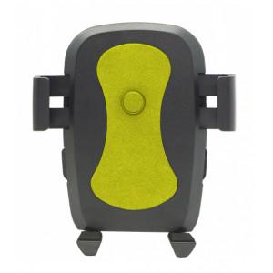 Universal Βαση αυτοκινητου C1 για Smartphone εως 6, μαυρη-κιτρινη ACC-160
