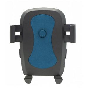 Universal Βαση αυτοκινητου C1 για Smartphone εως 6, μαυρη-μπλε ACC-162