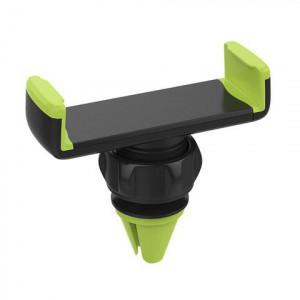 Βαση αεραγωγου αυτοκινητου για Smartphone, πρασινη ACC-173