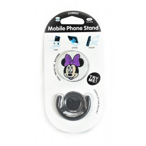 Pop mobile stand & holder με βάση αυτοκινήτου, Minnie mouse ACC-191