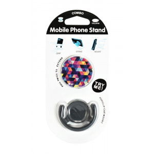 Pop mobile stand & holder με βάση αυτοκινήτου, Colors ACC-192
