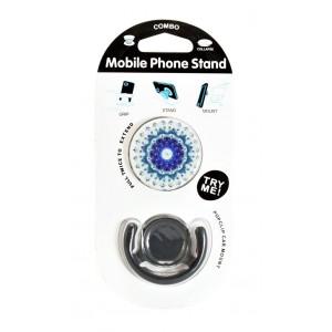 Pop mobile stand & holder με βάση αυτοκινήτου, mandala colors ACC-196
