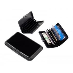 Πορτοφόλι πιστωτικών καρτών προστασίας ανάγνωσης πιστωτικών καρτών, BK ACC-206
