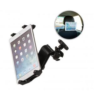 Βάση Tablet universal για κάθισμα αυτοκινήτου, 10.1, 21cm 360° , μαύρη ACC-222