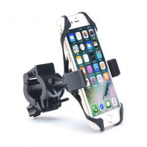 Βάση ποδηλάτου για Smartphone Blackcat ACC-229 με 360° περιστροφή, μαύρο ACC-229