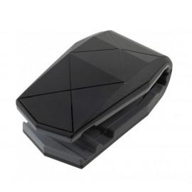 Βάση αυτοκινήτου Aligator clip ACC-235 για smartphone, μαύρη ACC-235