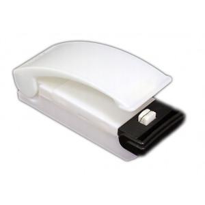 Συσκευή σφραγίσματος πλαστικής σακούλας AG280, λευκή AG280