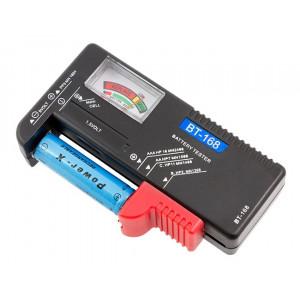 Συσκευή μέτρησης ισχύος μπαταρίας 1.5V & 9V AG372 AG372
