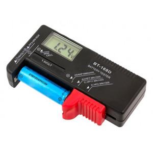 Συσκευή μέτρησης ισχύος μπαταρίας 1.5V & 9V AG372A με LCD οθόνη AG372A