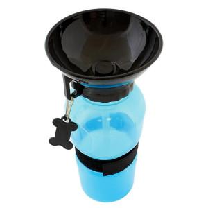 Δοχείο νερού για κατοικίδια AG604A, 0.5l, μπλε AG604A