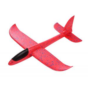 Συναρμολογούμενο αεροπλάνο από φελιζόλ AIR-002, 37x36cm, κόκκινο AIR-002
