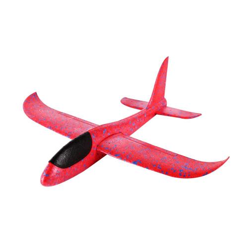 Συναρμολογούμενο αεροπλάνο από φελιζόλ AIR-004, 35x30cm, κόκκινο AIR-004