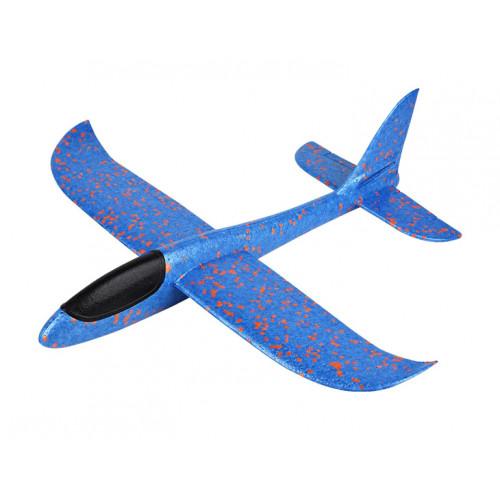 Συναρμολογούμενο αεροπλάνο από φελιζόλ AIR-005, 49x48cm, μπλε AIR-005