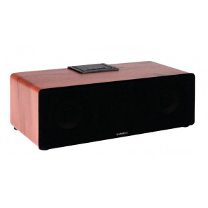 REBELTEC Bluetooth Speaker AMBIENT, 12W, 18650 Removable battery, Wooden
