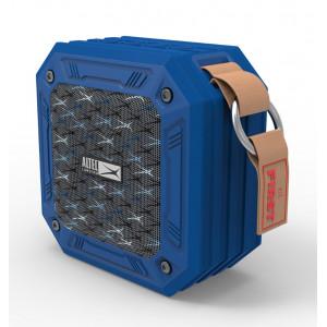 ALTEC LANSING φορητό ηχείο Wild, αδιάβροχο IP67/αντικραδασμικό, BT, μπλε AL-BTS5021-BL