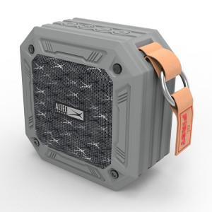 ALTEC LANSING φορητό ηχείο Wild, αδιάβροχο IP67/αντικραδασμικό, BT, γκρι AL-BTS5021-GR