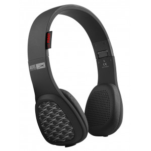 ALTEC LANSING bluetooth headphones Avenue play & party, 115dB, Touch, BK AL-CAQL5-BK