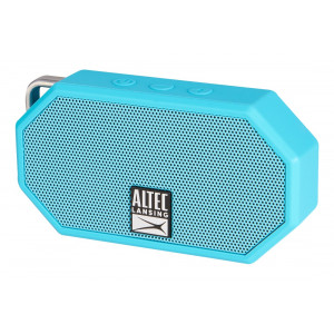 ALTEC LANSING φορητό ηχείο Mini H2O, IP67, με γάντζο, γαλάζιο AL-IMW257-BL
