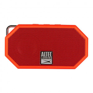 ALTEC LANSING φορητό ηχείο Mini H2O, IP67, με γάντζο, κόκκινο AL-IMW257-RD