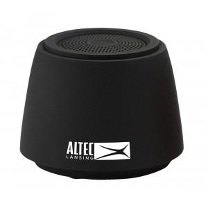 ALTEC LANSING Φορητό ηχείο Barrel AL-SNDQ401, 3W, Bluetooth, μαύρο AL-SNDQ401