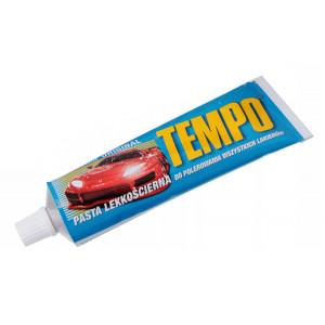 TEMPO αλοιφή καθαρισμού & κερώματος αυτοκινήτου E0241, 120γρ AMIO-E0241
