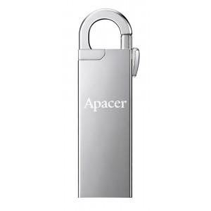 APACER USB Flash Drive AH13A, USB 2.0, 32GB, Silver