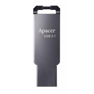 APACER USB Flash Drive AH360, USB 3.1 Gen1, 32GB, Black AP32GAH360A-1