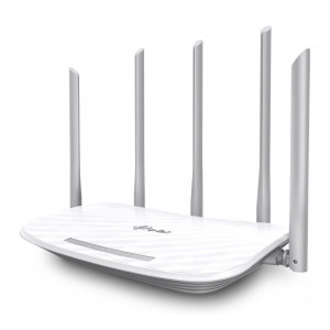 TP-LINK AC1350 Wireless Dual Band Router ARCHER C60, dual band, Ver. 3.0 ARCHER-C60