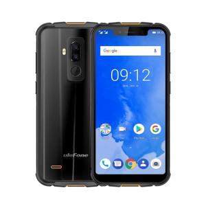 ULEFONE Smartphone Armor 5, IP68, 5.85, 4/64GB, 8Core, 5000mAh, μαύρο ARMOR5-BK