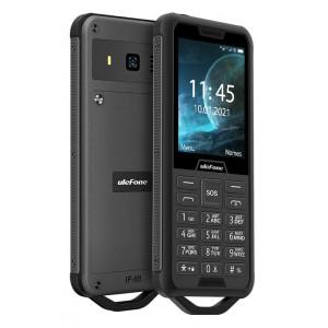 ULEFONE κινητό τηλέφωνο Armor Mini 2, IP68, 2.4, Dual SIM, μαύρο ARMORMINI2-BK