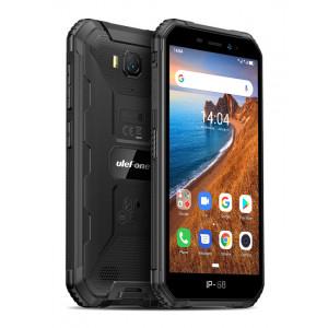 ULEFONE Smartphone Armor X6, IP68/IP69K, 5, 2/16GB, Quad-core, μαύρο ARMORX6-BK