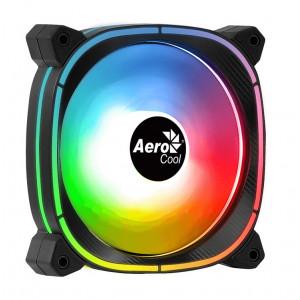 AEROCOOL LED ανεμιστήρας ASTRO-12F, 6-pin connector, 120mm, ARGB ASTRO-12F