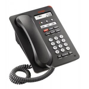 AVAYA used IP Phone 1603SW-I, POE, Dark Gray AVAYA-1603SW-I