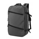 ARCTIC HUNTER τσάντα πλάτης B-00184, laptop, USB-3.5mm, αδιάβροχη, γκρι B-00184-GY