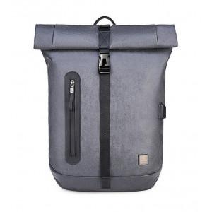 ARCTIC HUNTER τσάντα πλάτης B-00283-GY με θήκη laptop, αδιάβροχη, γκρι B-00283-GY