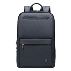 ARCTIC HUNTER τσάντα πλάτης B00410-GY με θήκη laptop, πτυσσόμενη, γκρι B00410-GY