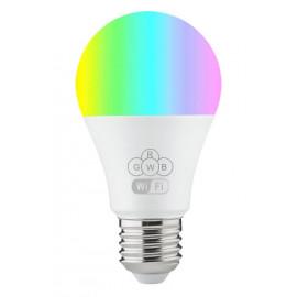 ROOMLUX Smart λάμπα LED B15515, WiFi, 10W, 1055lm, E27, RGB 2700-6500K B15515-A60