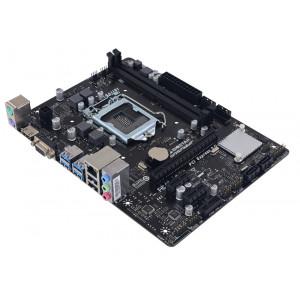 BIOSTAR Μητρική B250MHC, 2x DDR4, s1151, USB 3.2, Micro ATX, Ver. 7.0 B250MHC