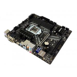 BIOSTAR Μητρική B360GT3S, 4x DDR4, s1151, USB 3.1, HDMI, mATX, Ver. 6.0 B360GT3S