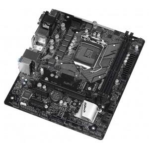 ASROCK μητρική B460M-HDV, 2x DDR4, s1200, USB 3.2, mATX B460M-HDV