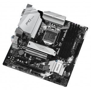ASROCK μητρική B460M PRO4, 4x DDR4, s1200, USB 3.2, mATX B460M-PRO4