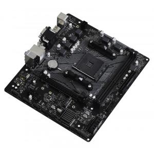 ASROCK μητρική B550M-HDV, 2x DDR4, AM4, USB 3.2, mATX B550M-HDV