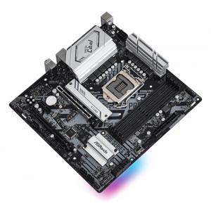 ASROCK μητρική B560M Pro 4, 4x DDR4, s1200, USB 3.2, mATX B560M-PRO4